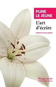 Deedr.fr L'art d'écrire Image