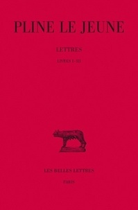 Ucareoutplacement.be Lettres - Tome 1, Livres I-III Image