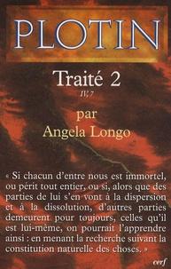 Plotin - Traité 2 IV, 7.