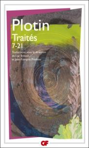 Plotin - Traités - Tome 2, 7-21.