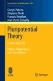 Pluripotential Theory - Cetraro, Italy 2011, Editors: Filippo Bracci, John Erik Fornæss.