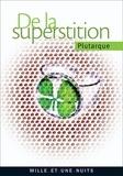 Plutarque - De la superstition.