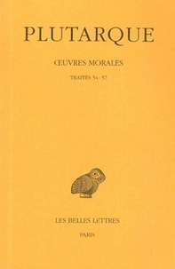 Accentsonline.fr Oeuvres morales - Tome 12, 1e partie. Traité 54-57 Image