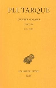 Oeuvres morales - Tome 5, 2e partie, traité 23, Isis et Osiris.pdf