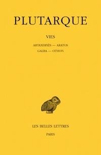 Goodtastepolice.fr Vies - Tome 15, Artaxerxès, Aratos, Galba, Othon Image