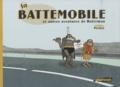 Pochep - La Battemobile et autres aventures de Batteman.