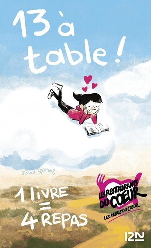 13 à table ! - Format ePub - 9782823880922 - 4,99 €