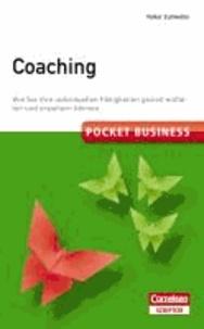 Pocket Business Coaching - Wie Sie Ihre individuellen Fähigkeiten gezielt entfalten und erweitern können.