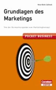 Pocket Business. Grundlagen des Marketings - Von der Vermarktungsidee zum Marketingkonzept.