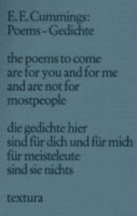Poems - Gedichte.