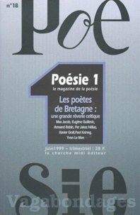 Corridashivernales.be POESIE 1 / VAGABONDAGES N° 18 JUIN 1999 : LES POETES DE BRETAGNE. Une grande rêverie celtique Image