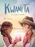 Pog et Marianne Alexandre - Kwanita - La larme du bison.