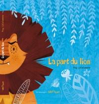 Pog et  Lili la Baleine - La part du lion.