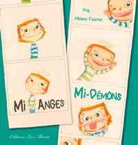 Pog et Mélanie Fuentes - Mi-anges, mi-démons.