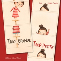 Pog et Mélanie Fuentes - Trop grande, trop petite.