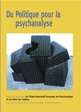 Point De Capiton - Du Politique pour la psychanalyse.