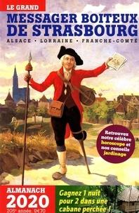 Livre de texte anglais téléchargement gratuit Le grand messager boiteux de Strasbourg  - Almanach ePub in French par Pointillés Editions