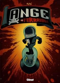 PoiPoi et Jean-Jacques Rouger - Ange le Terrible Tome 1 : Le monstre de l'espace.