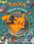 Pokemon - Cherche et trouve Pokemon - Pikachu à Alola.