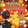Pokemon Company International et Alexandre Debrot - Pokémon Cartes à gratter - Avec 10 cartes, 1 bâtonnet, des infos sur les Pokémon.