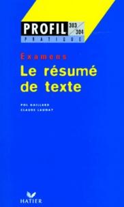 Pol Gaillard et Claude Launay - .