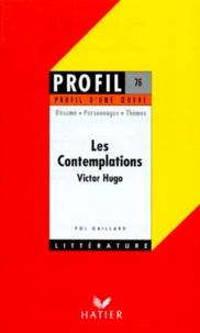 """Pol Gaillard - """"Les contemplations"""", Victor Hugo."""