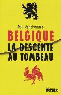Pol Vandromme - Belgique - La descente au tombeau.