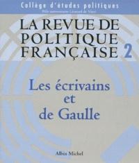 Deedr.fr LA REVUE DE POLITIQUE FRANCAISE N°2 JUIN 1999 : LES ECRIVAINS ET DE GAULLE Image