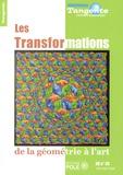 Hervé Lehning - Tangente Hors-série N° 35 : Les transformations de la géometrie à l'art.