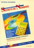 Gérard Cohen-Zardi et  Collectif - Tangente Hors-série N° 6, 199 : Arithmétique et secret des nombres - Enseignement de spécialité de Tle S.
