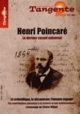 Hervé Lehning - Tangente N° 67-68 : Henri Poincaré - Le dernier savant universel.