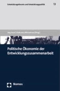 Politische Ökonomie der Entwicklungszusammenarbeit.