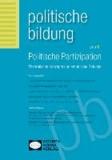 Politische Partizipation - Politische Bildung 3/2013.