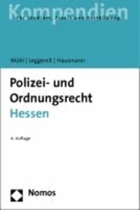 Polizei- und Ordnungsrecht Hessen.