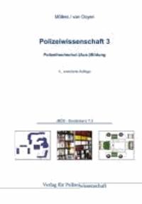 Polizeiwissenschaft 03 - Polizeihochschul-(Aus-)Bildung.