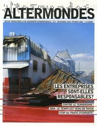Sandrine Chastang et Isabelle Dos Reis - Altermondes N° 4, Décembre 2004- : Les entreprises sont-elles responsables ?.