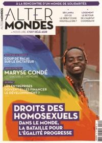 David Eloy - Altermondes N° 42, Juin 2015 : Droits des homosexuels dans le monde, la bataille pour l'égalité progresse.