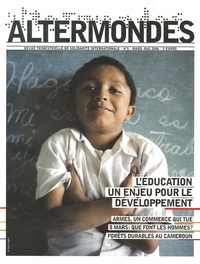 David Eloy et Gustave Massiah - Altermondes N° 5, Mars-Mai 2006 : L'éducation : un enjeu pour le développement.