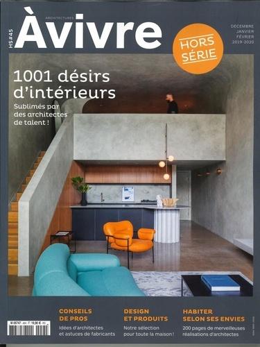 Collectif - Architectures à vivre Hors-série N° 45, dé : .