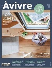 Architectures à vivre - Architectures à vivre Hors-série N° 49, dé : 1001 idées.
