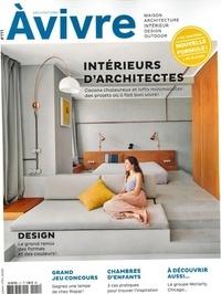 Architectures à vivre - Architectures à vivre N° 111, janvier-févr : Intérieurs d'architectes.