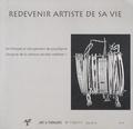 Edith Viarmé - Art & Thérapie N° 110/111, Mai 2012 : Art-thérapie et changement de paradigme, L'énigme de la création est-elle ineffable ?.