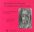 Edith Viarmé - Art & Thérapie N° 116/117, Mai 2014 : Dessiner et peindre en médiation artistique - Les actes et les techniques de la création.