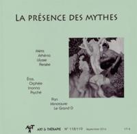 Edith Viarmé - Art & Thérapie N° 118/119, Septembr : La présence des mythes.