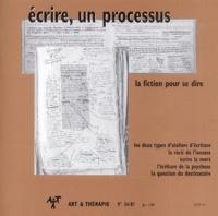 Jean-Pierre Klein et Michel Corvin - Art & Thérapie N° 86/87, Juin 2004 : Ecrire, un processus - La fiction pour se dire.