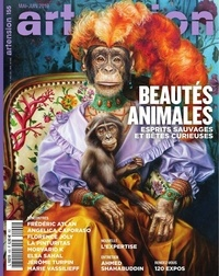 Artension Editions - Artension N° 155, mai-juin 201 : Beautés animales.