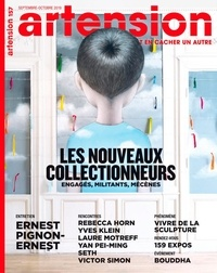 Artension Editions - Artension N° 157, septembre-oc : Les nouveaux collectionneurs.