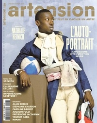 Artension Editions - Artension N° 159, janvier-févr : L'auto-portrait - Narcissisme, introspection, selfie.