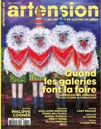 Artension Editions - Artension N° 160, mars-avril 2 : Quand les galeries font la foire.