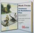Mark Twain - Aventures de Huckleberry Finn. 2 CD audio MP3